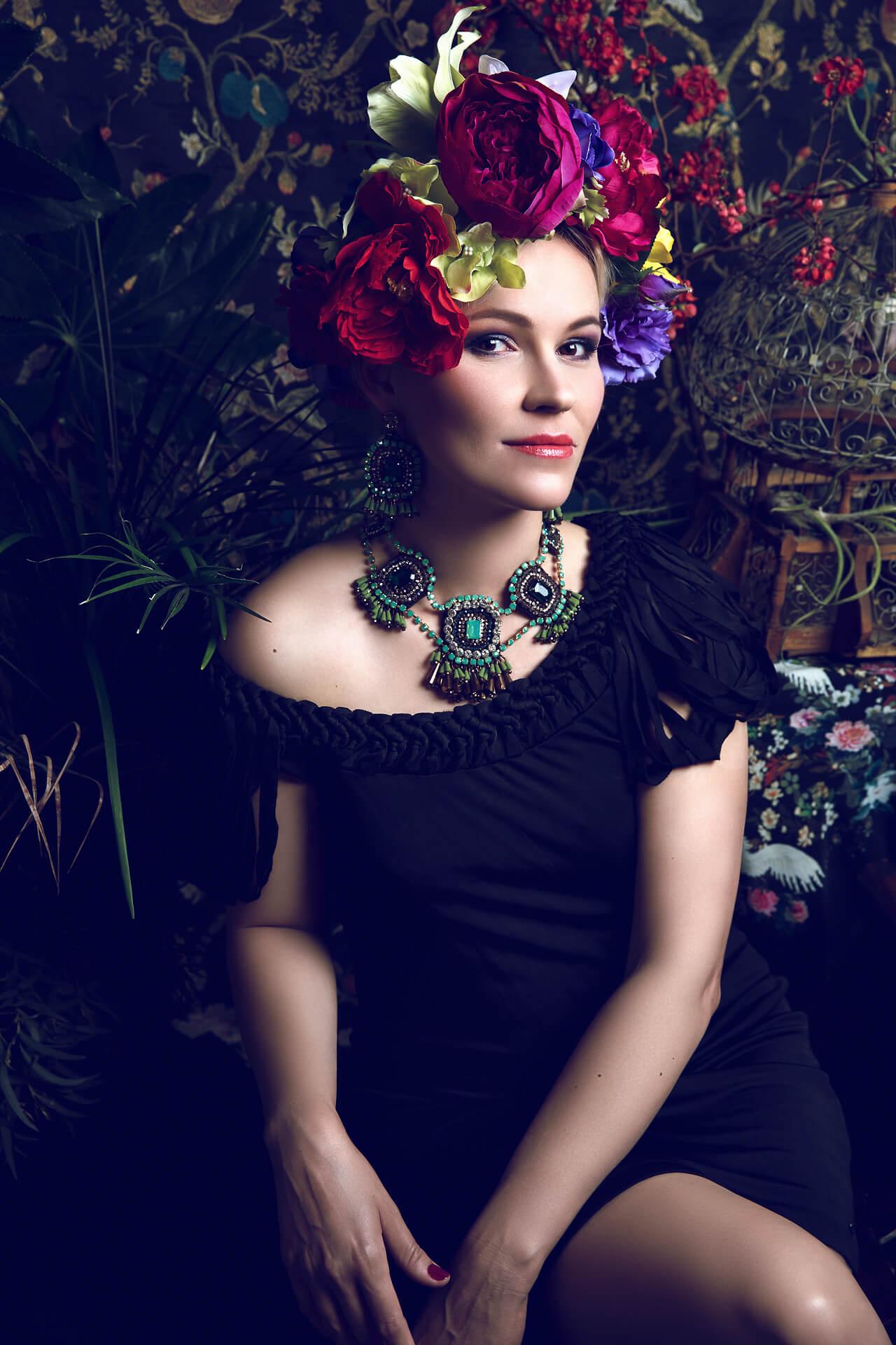Sesje kobiece projekty artystyczne
