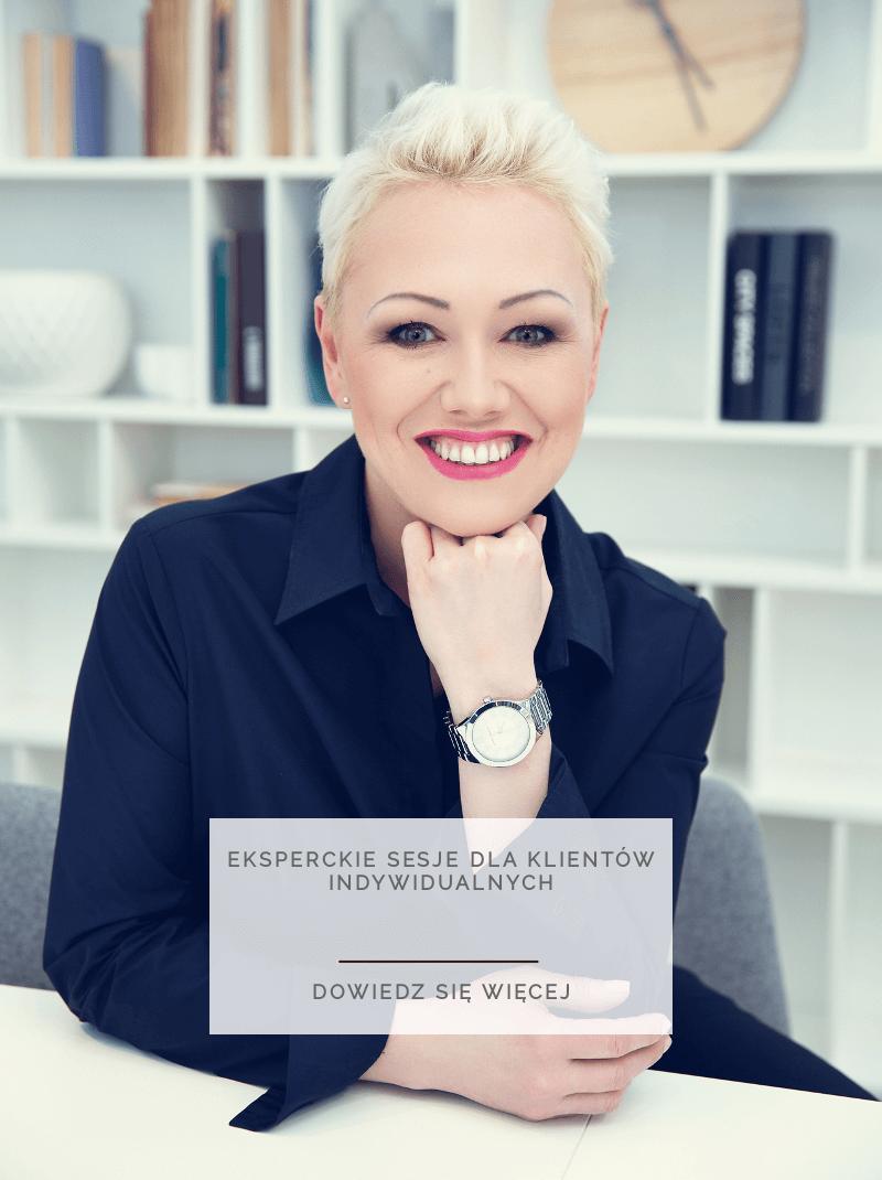 Eksperckie sesje dla klientów indywidualnych